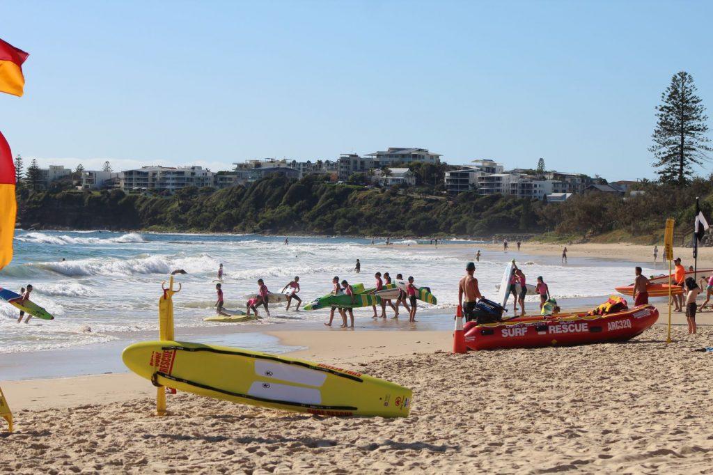 dicky beach sunshine coast news