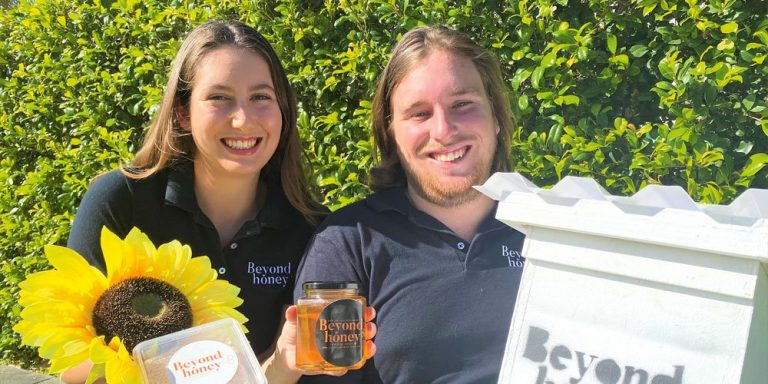 A sweet idea for a bees-ness venture