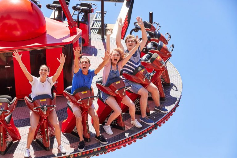 New rollercoaster, maze and tree-top fun for the Coast