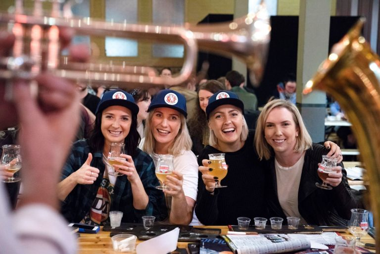 Here's cheers: Beer festival to launch new year in style