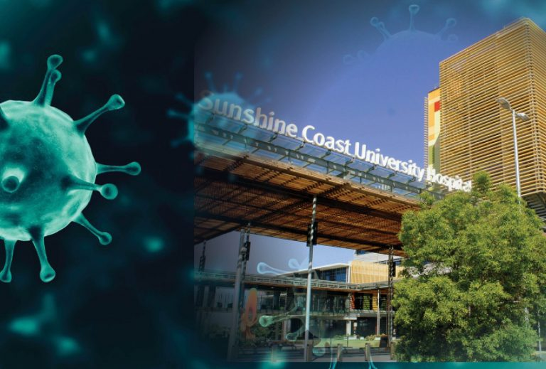 Nation's first mutated COVID case in Coast hospital