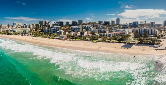 kings beach sunshine coast news