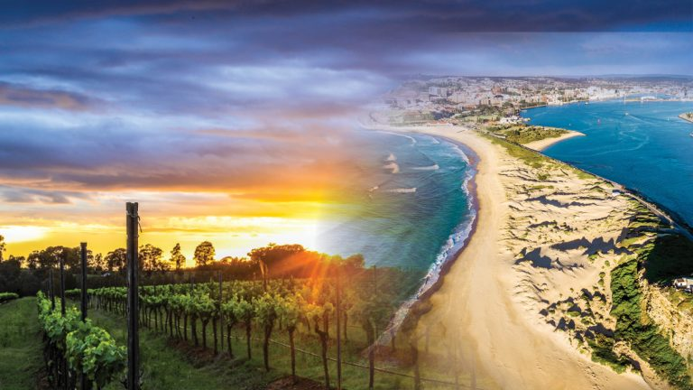 Sunshine Coast Airport launches new destination — with food and wine
