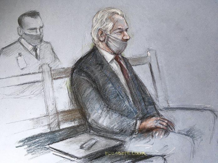 julian assange sunshine coastnews