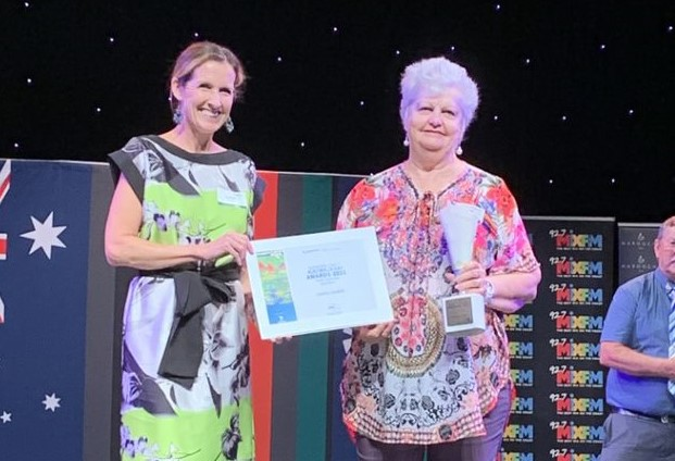 Volunteering champion named Sunshine Coast Citizen of the Year