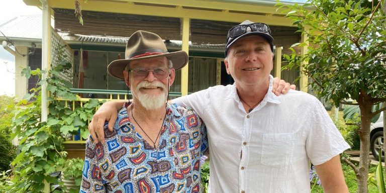 Maleny veteran uses his pension to help other men