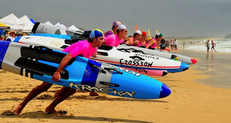Classic chance to see thrilling surf showcase at Maroochy