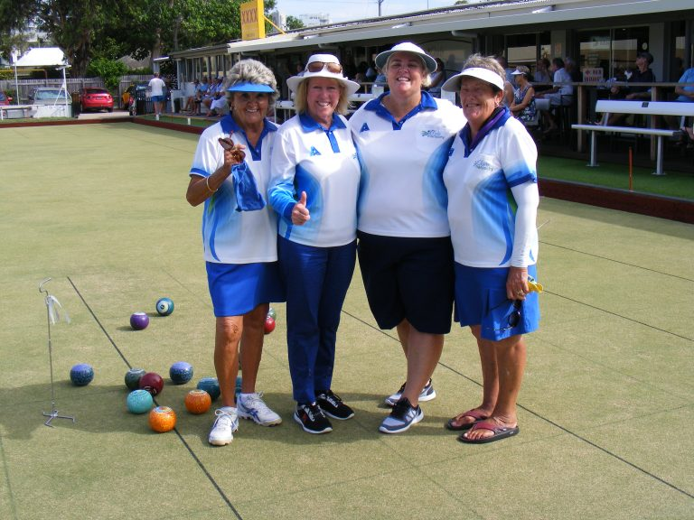 Rolling coverage: the latest bowls news with Barry