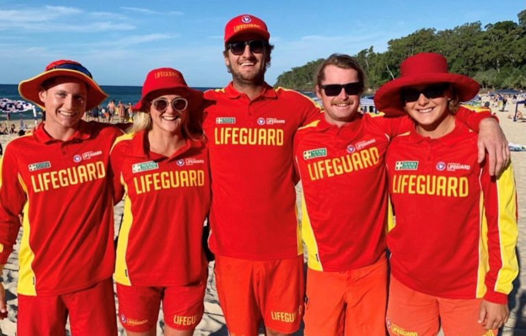 Lifeguards and lifesavers on alert as big seas loom