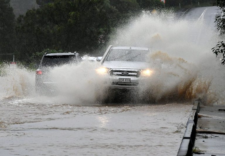 Wild weather covers area 'the size of Alaska'