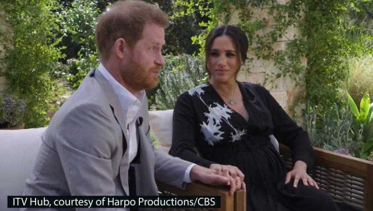 Coast body language expert unpacks royal interview