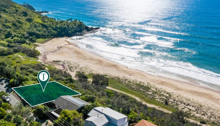 Auction jumps in $1m bids as vacant block hits record