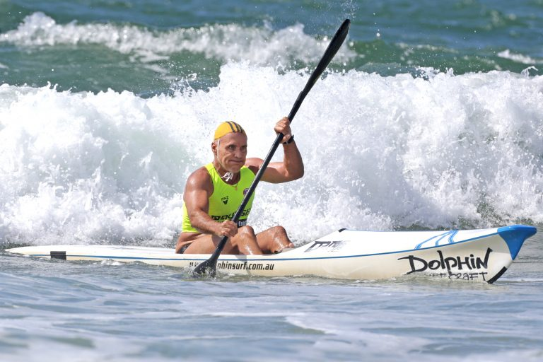 Surf lifesaving masters enjoy return to competition