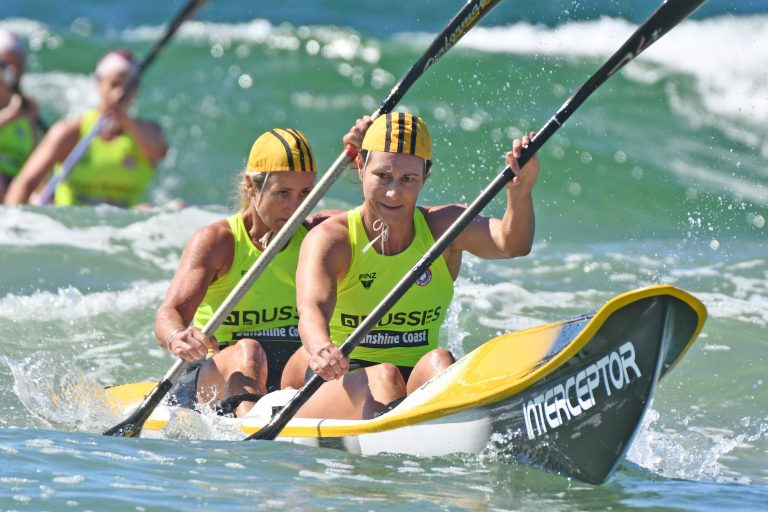 Surf sports legends on show at Aussie carnival