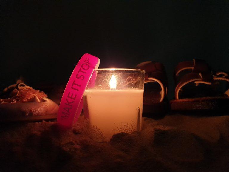 Candlelight vigil to shine light on domestic violence