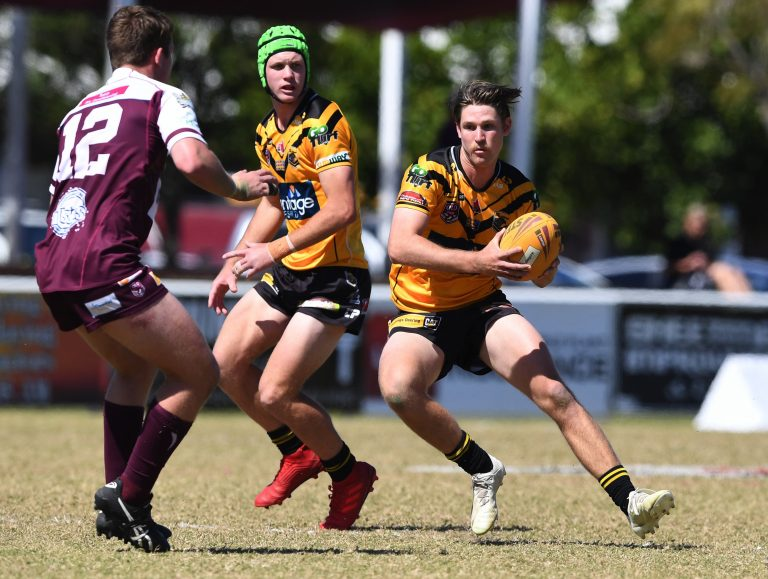 Young Falcon makes instant impact in Qld Cup