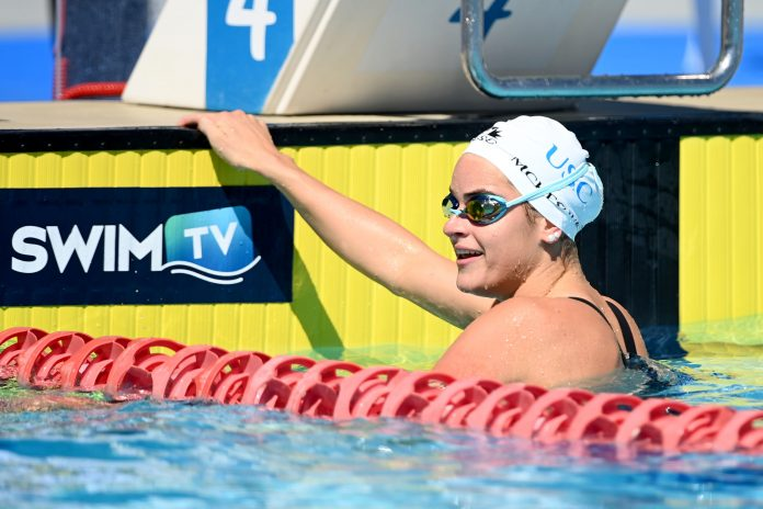 Big race experience has Kaylee McKeown primed for Olympic ...