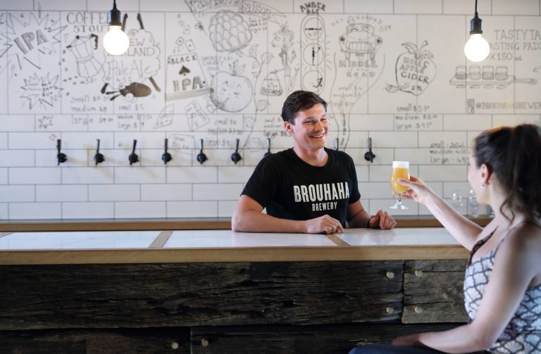 The spark that created a hinterland brewing sensation