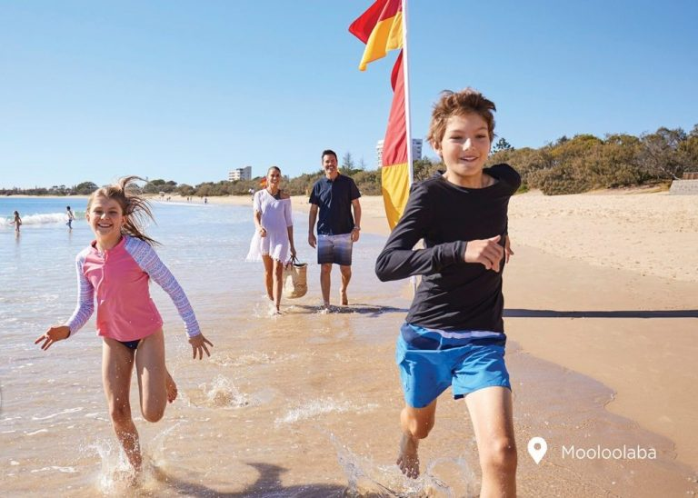 Record-breaking rush to the Coast for Easter break