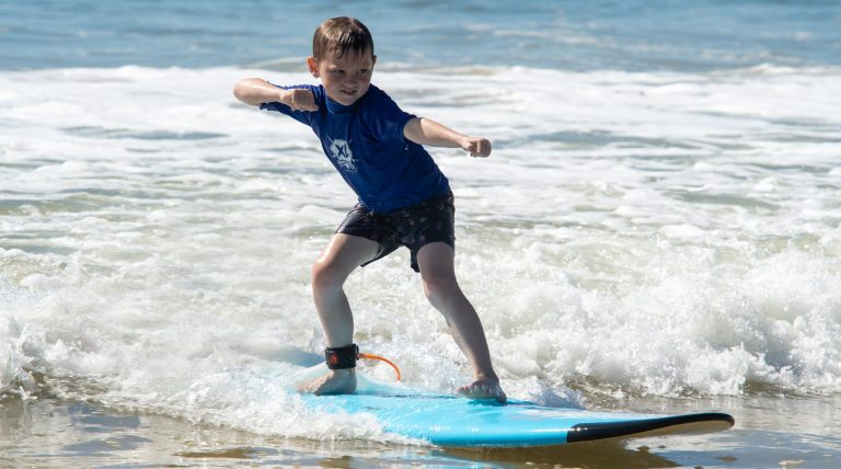All aboard: surfing rides a wonderful new wave of popularity