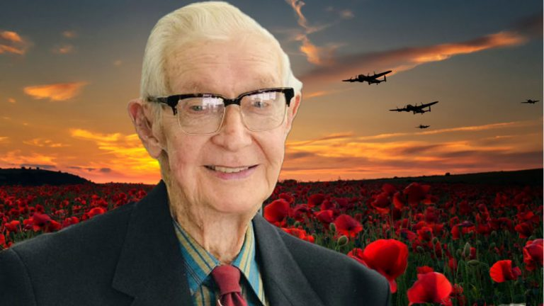 Our 97-year-old World War II veteran's Anzac spirit