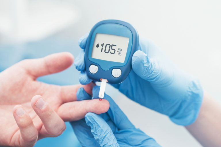With cases undiagnosed, could you be diabetic?