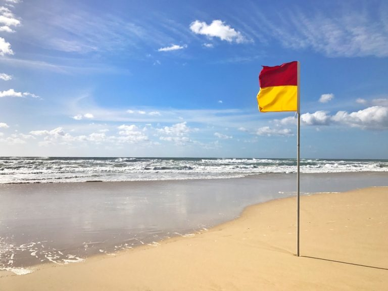 How Anzacs brought the flags to our beaches