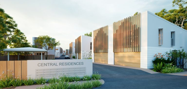 Uni suburb in demand as buyers snap up townhouses