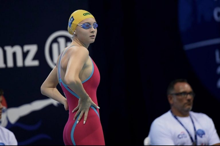 The Paralympics hopeful with a passion for people
