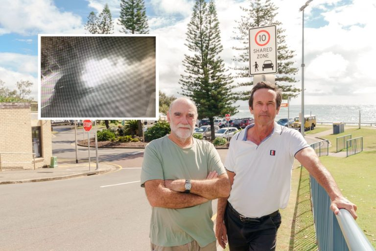 Moffat Beach residents seek action to stall hoons