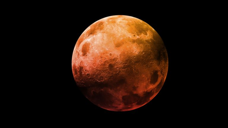 Super blood moon: how to see tonight's lunar eclipse