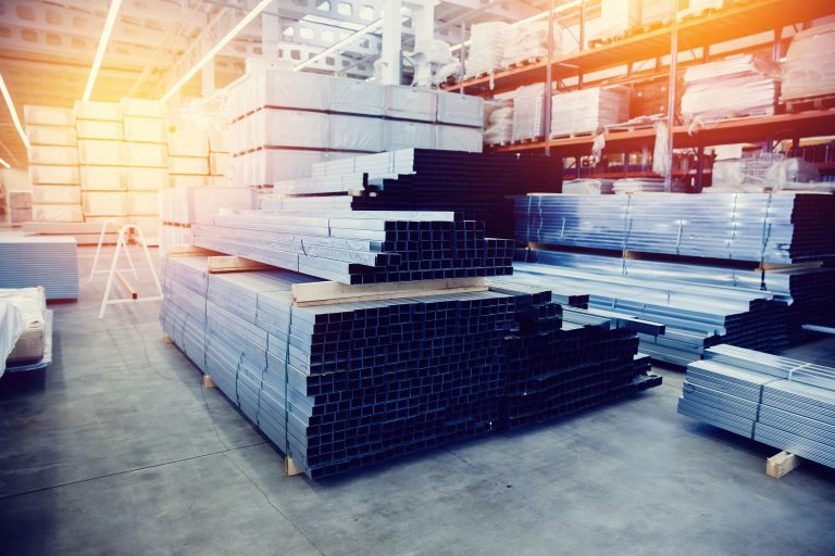 Key building material shortage stalls construction