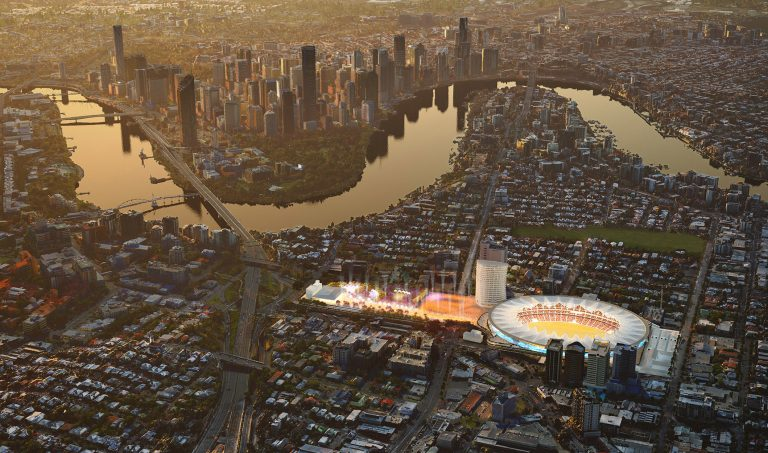 How the 2032 Brisbane Games could save the Olympics