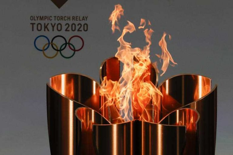 Anticipation over who will light Tokyo's Olympic flame