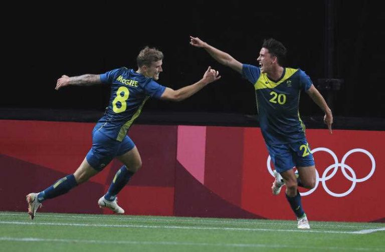 Olyroos 'shock the world' with huge upset in Tokyo