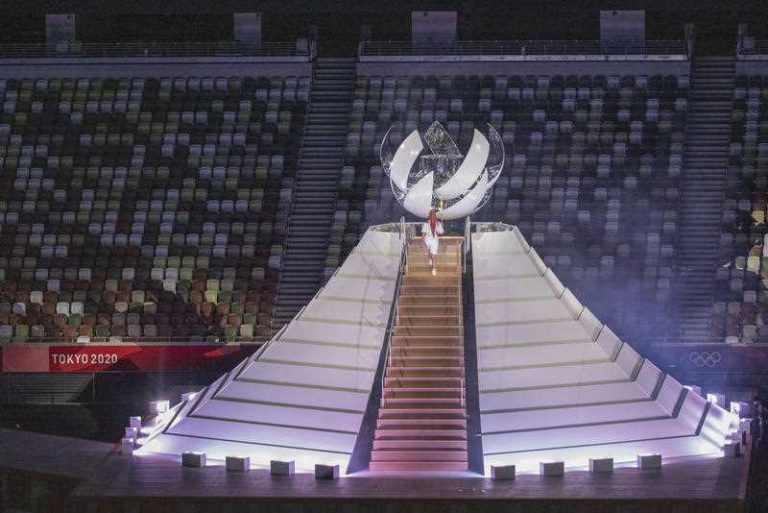 An Olympic Opening Ceremony like never before