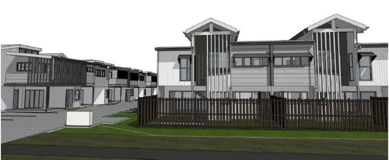 Affordable housing group gets a building boost