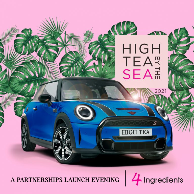 High Tea by the Sea to raise money for breast cancer