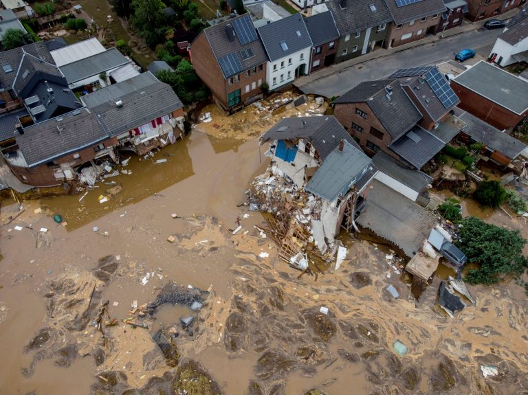 Europe natural disaster 'worst in six decades'