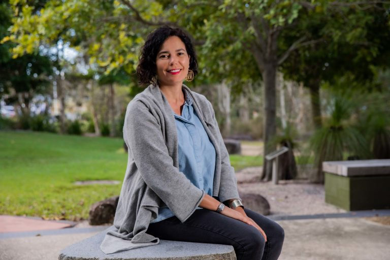'Truth-telling': Indigenous student's important role