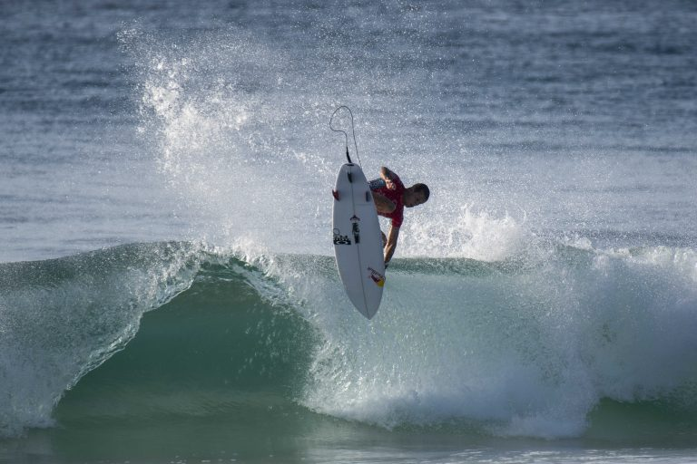 Surf star to enjoy Games before taking a step back