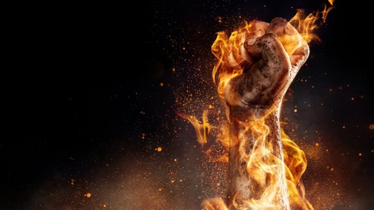Jane Stephens: fighting fire with fire just fans the flames