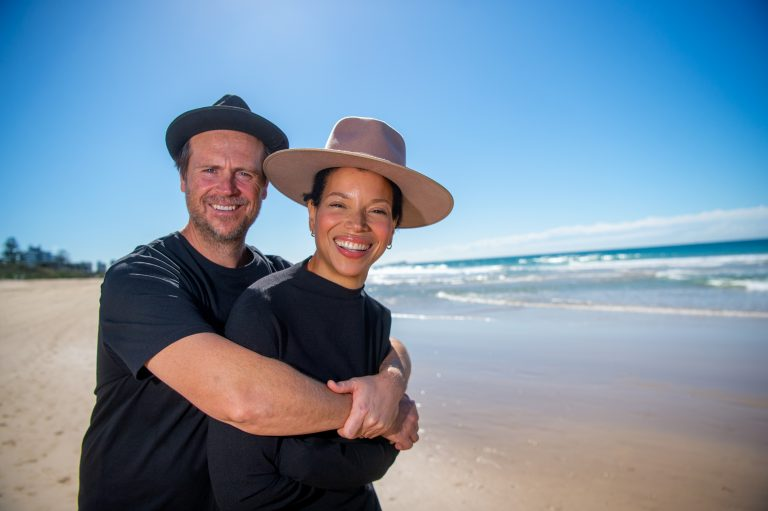 'Celebrity treatment': global style duo offers the Coast a fashion makeover