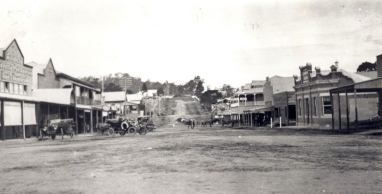 How Nambour town became the beating heart of a region