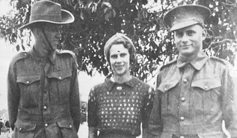 When Caloundra joined war effort with tea and a smile