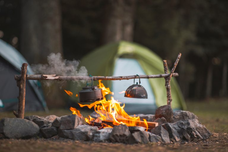 How's the serenity — or not! Why Sami hates camping