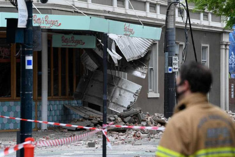 Melbourne shaken as largest earthquake hits Victoria