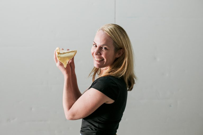How artist Helen Shadforth turned cheese into 'therapy'