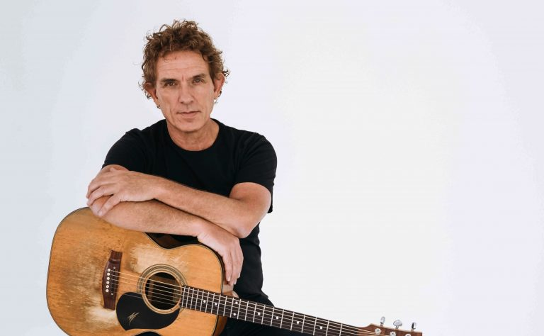 Ian Moss is 'just another guy' but he's experienced a wild musical ride