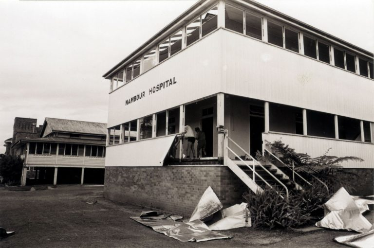 Hospital on the hill: Nambour's healthy history